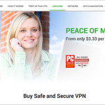 Private Internet Access Website